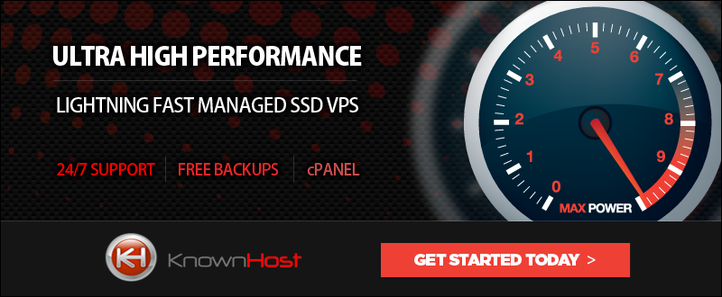 Lighting Fast Managed SSD VPS